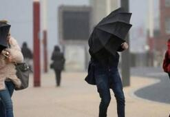 Meteorolojiden kuvvetli rüzgar ve fırtına uyarısı Cumartesi-Pazar hava durumu nasıl olacak