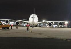 İlk oldu İstanbul Havalimanına acil iniş yaptı