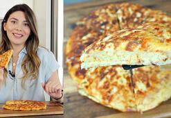 10 dakikada kahvaltılık börek: Patatesli tava böreği tarifi