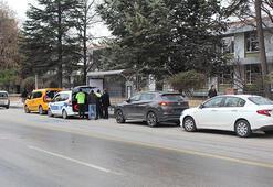 Elazığda zincirleme trafik kazası, 5 araç bir birine girdi