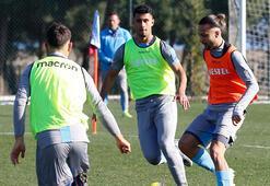 Trabzonspor'da Kasımpaşa maçı hazırlıkları başladı