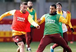 Galatasarayda Denizli mesaisi başladı