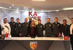 Transfer haberleri | Hes Kablo Kayserisporda imza şov