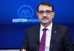 Enerji ve Tabii Kaynaklar Bakanı Fatih Dönmezden yerli enerji açıklaması