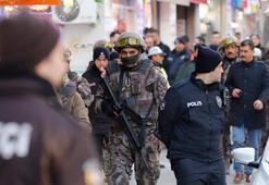Ankarada hareketli dakikalar Silah sesleri...