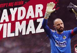 Gaziantep FK, Haydar Yılmazı resmen açıkladı