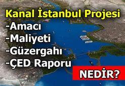 Kanal İstanbul nedir Kanal İstanbul projesi ÇED raporu - Kanal İstanbul güzergahı - Kanal İstanbul maliyeti