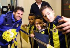Fenerbahçe kafilesi Gaziantepe geldi
