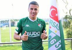 Bursaspor, Emrullah Şalkı sezon sonuna kadar kiraladı