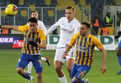 MKE Ankaragücü - İttifak Holding Konyaspor: 0-1