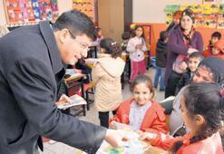 Başkan Özcan'dan 25 bin lunapark bileti