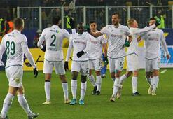 Konyaspor 11 hafta sonra 3 puana kavuştu