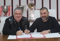 Elazığspor, Levent Erişin sözleşmesini uzattı