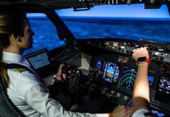THY, kadın pilot sayısında tarihi rekor kırdı
