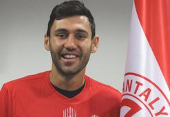 Antalyaspor, Veysel Sarıyı transfer etti