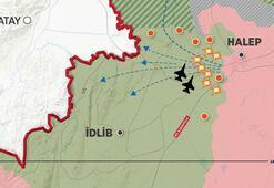 Rusyadan İdlibe yeni saldırı