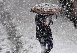 Son dakika Kar yağışı yeniden başlıyor Meteorolojiden hava durumu açıklaması