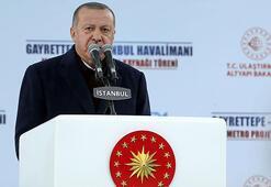 Cumhurbaşkanı Erdoğan o bölgeye dikkat çekti: Türkiye daha da ilerleyecek