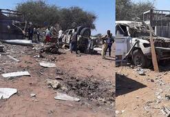 Somalide Türklere bombalı saldırı