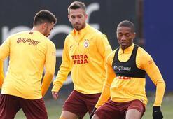 Galatasaray, Denizlispor öncesi taktik çalıştı