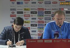 """Robert Prosinecki: """"5 golün 3ünü biz rakibimize hediye ettik"""""""