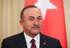 Bakan Çavuşoğlundan Yunanistana Hafter tepkisi