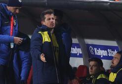 Emre Belözoğlu: Şampiyon olmak istiyoruz