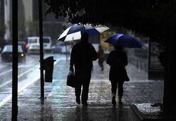 19 Ocak hava durumu... Pazar günü hava nasıl olacak Yağmur yağacak mı