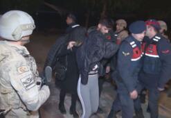 Denizlide fuhuş operasyonu 71 gözaltı var