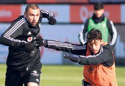 Beşiktaşta Sivasspor maçında favori N'Koudou