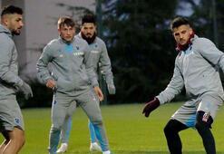 Trabzonsporda Hüseyin Çimşir'in ilk lig sınavı