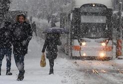 Meteoroloji uyardı İstanbula kar geliyor