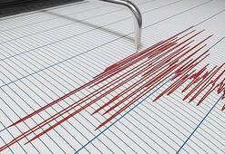 Son dakika deprem haberi İç Anadoluyu salladı 3.7 şiddetinde depremin merkez üssü... Kandilli Rasathanesinden duyurdu