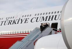 Cumhurbaşkanı Erdoğan, Almanyaya gitti