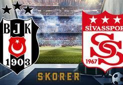 Beşiktaş Sivasspor maçı ne zaman Saat kaçta, hangi kanalda