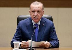 Cumhurbaşkanı Erdoğan, Libya Zirvesi için Almanyada