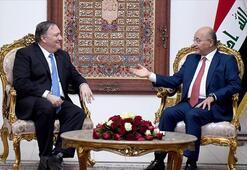 Irak Cumhurbaşkanı ve ABD Dışişleri Bakanı DEAŞ ile mücadeleyi görüştü