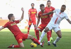 Antalyaspor-Göztepe: 0-3