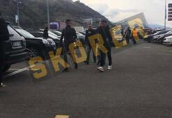 Transfer haberleri | Yeni transfer, Trabzonsporun maçına geldi