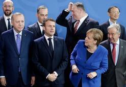 Berlinden sıcak görüntüler Uluslararası ajanslar son dakika koduyla geçti