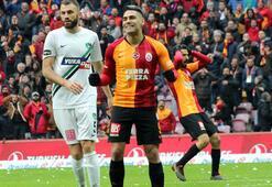 Galatasaray - Denizlispor: 2-1