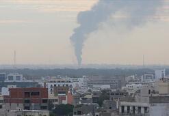 Son dakika | Libyanın başkentinde patlama sesleri