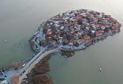 Türkiyeden o göl listede Küçük Venedik yenilendi