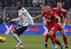 Beşiktaş - Sivasspor: 1-2