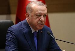 Cumhurbaşkanı Erdoğan, Almanyadan ayrıldı