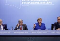 Son dakika | Libya Zirvesinden anlaşma çıktı