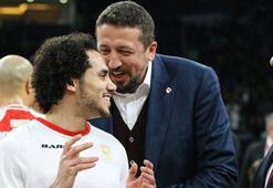 Türkiye Basketbol Federasyonu Başkanı Hidayet Türkoğlundan Larkin açıklaması
