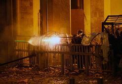 Şehir yanıyor Yaralı sayısı iki günde 400ü aştı
