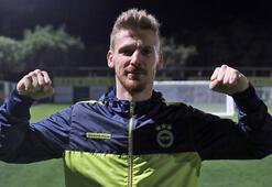 Fenerbahçede alkışlar Serdar Aziz'e