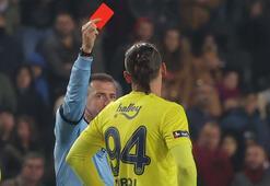 Başakşehir dikkate alınmadı Kırmızı kart cezası...
